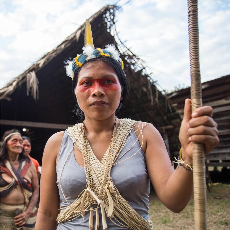 Día de la Mujer Indígena: Orgullo y presente